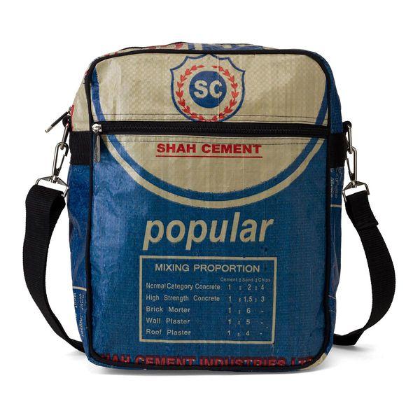 sac ciment bleu used2 site fran ais de vente d 39 objets de d coration haut de. Black Bedroom Furniture Sets. Home Design Ideas