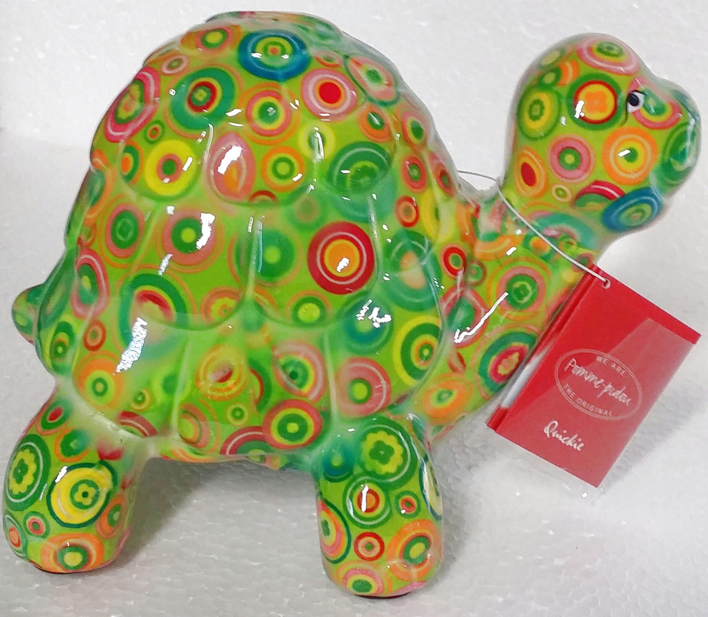 Objet Tortue En Decoration : Tirelire tortue pomme pidou groupdeco site