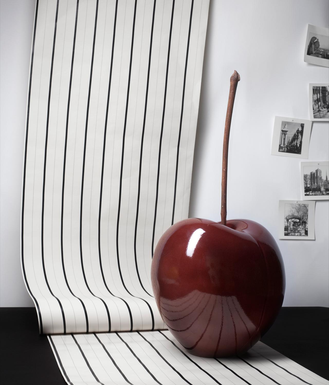 cerise c ramique brillant glac bordeaux h30cm bull stein site fran ais. Black Bedroom Furniture Sets. Home Design Ideas