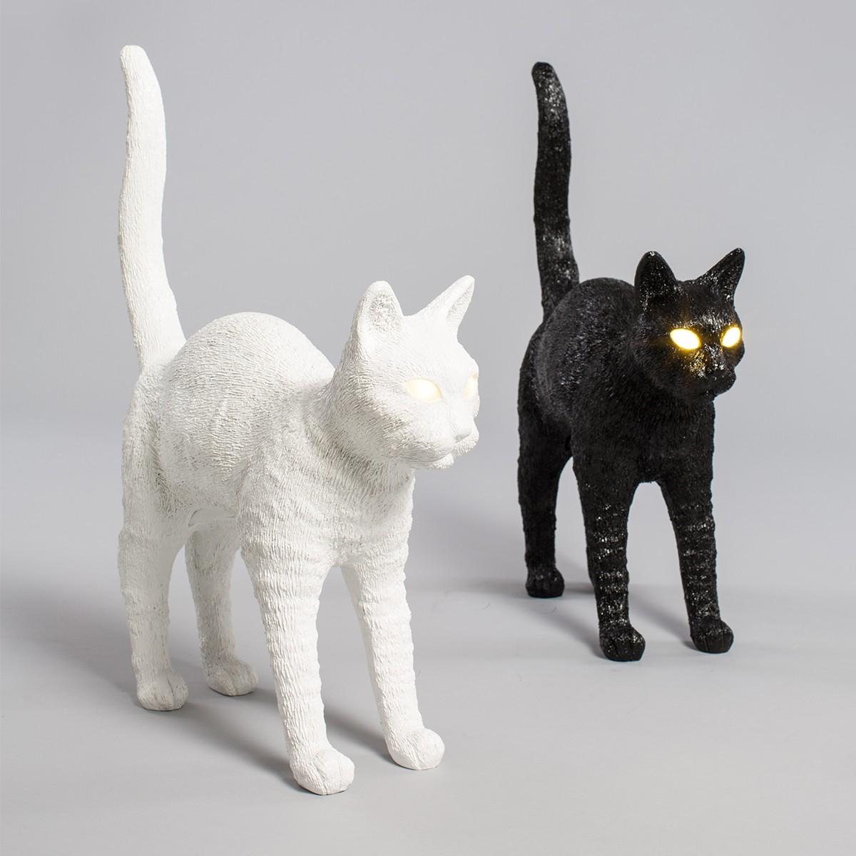Lampe Chat F 233 Lix Noir Et Blanc Www Groupdeco Fr Site